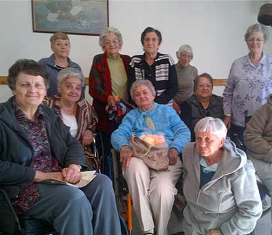 Cosmos Old Age Home